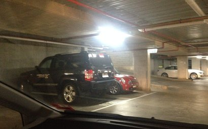 CHEAP Car Park Carlton CBD Melbourne City Secured Undercover