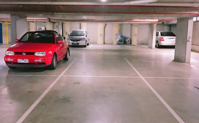 Car park in the heart of Melbourne CBD with cheap price