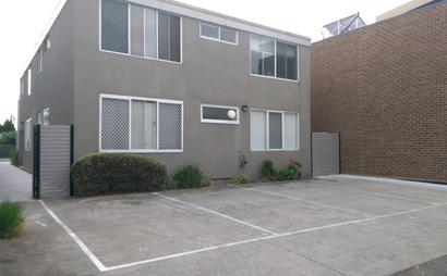 Richmond - Parking Space
