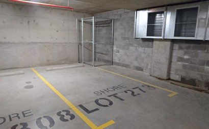 Secured underground parking space in Wolli Creek