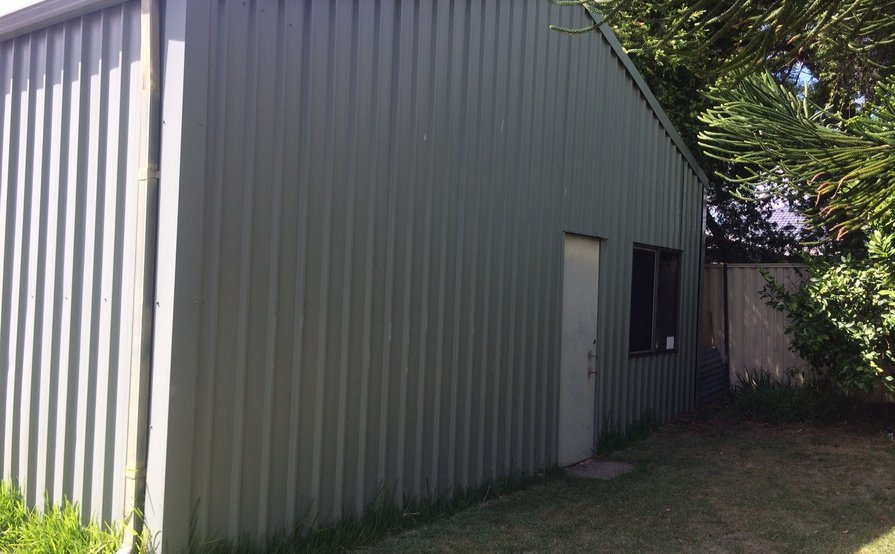 Secure Shed Space in Coolbellup