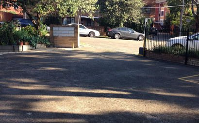 Hillsdale - car space (Ground Level)
