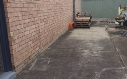 West Gosford - Yard Space for 20 ft shipping container