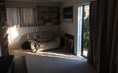 Large detached rumpus room for room storage