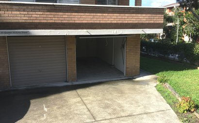 Kogarah - Lock up Garage