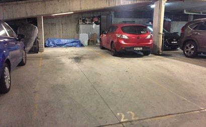 Secured Shared Garage Space for Rent in Hurstville
