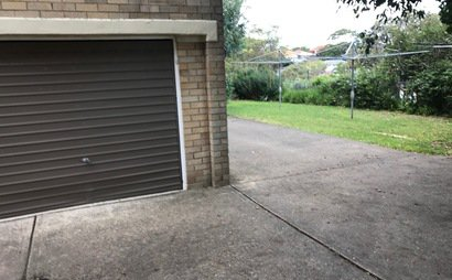 Single Lock Up Garage in Coogee