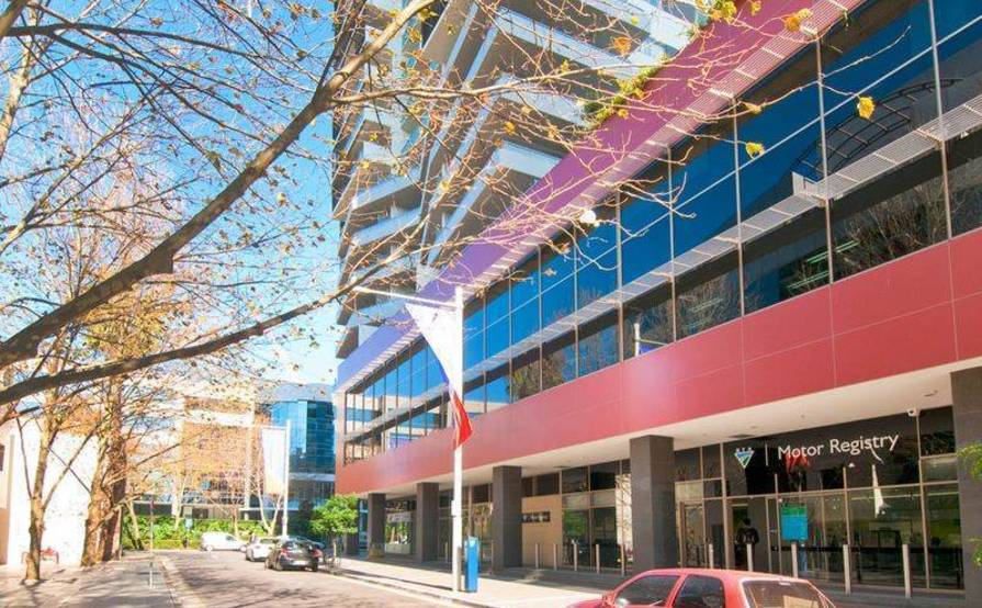 Burwood - Secured Carpark For Rent