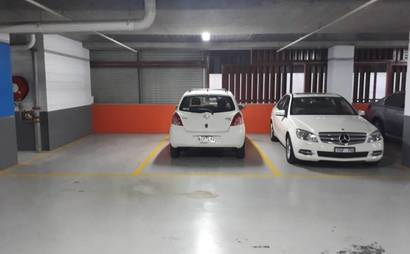 Melbourne CBD Secured Undercover Car Park (Available on 25-May 2017)