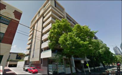 Melbourne CBD/Carlton - Underground Car Park