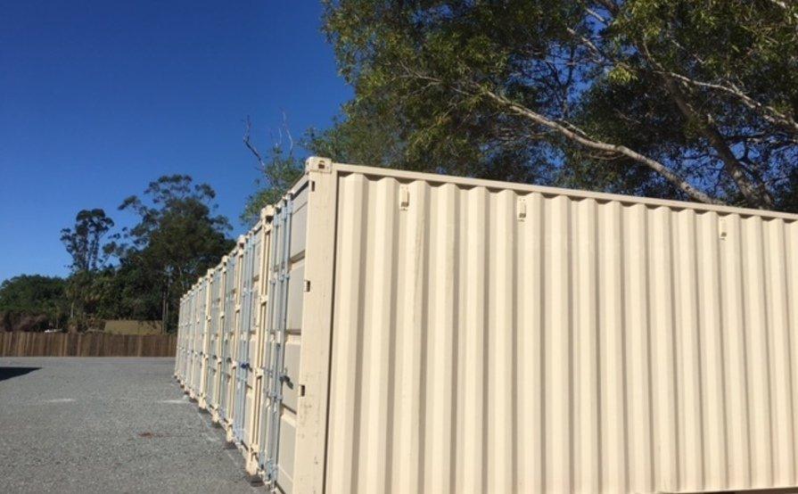Cuba 20  Container Storage