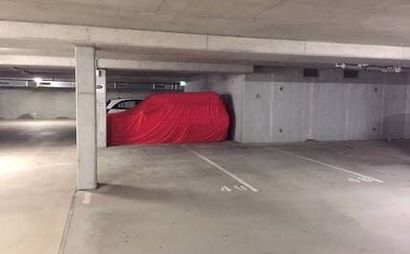 Sydney CBD Secure Undercover Car Space (shared with the owner)
