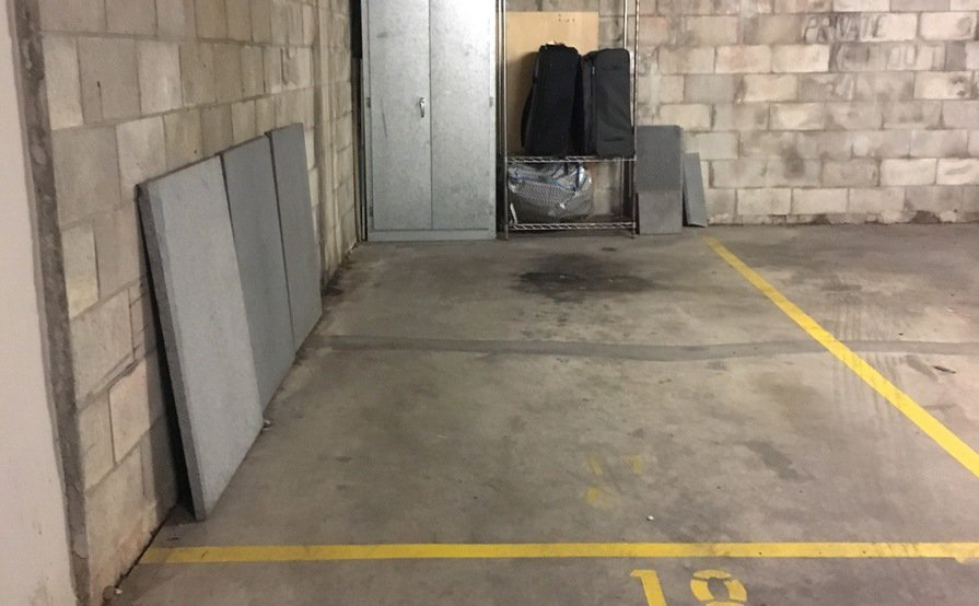 Potts Point - Secure car park