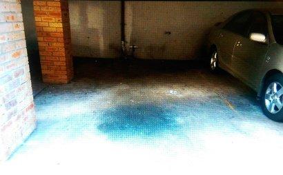 Auburn Undercover parking
