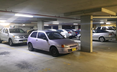 Newtown - Car Space for Rent