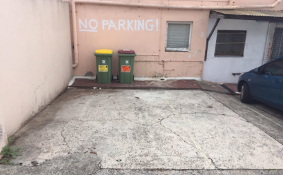 Lane way car space available in Bondi Junction