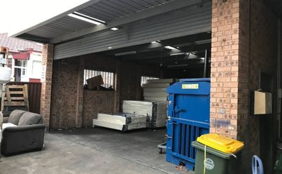 Belmore - Garage Warehouse