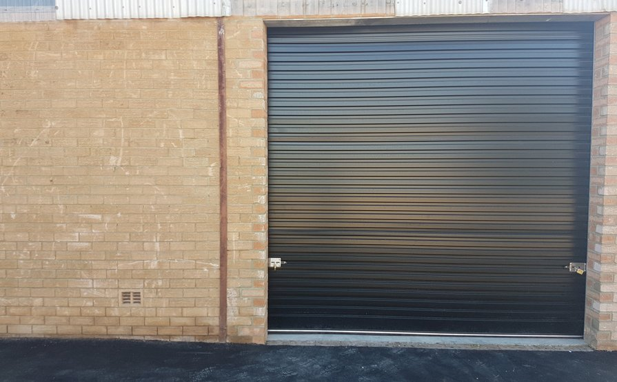 Large storage unit central location