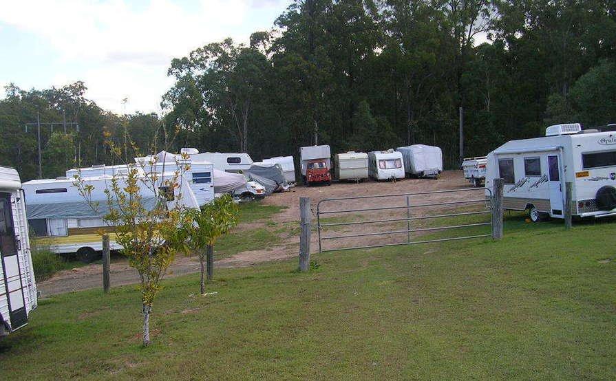 North Ipswich - Lock Up Yard Storage for Caravans, Motorhomes, Boats, Cars
