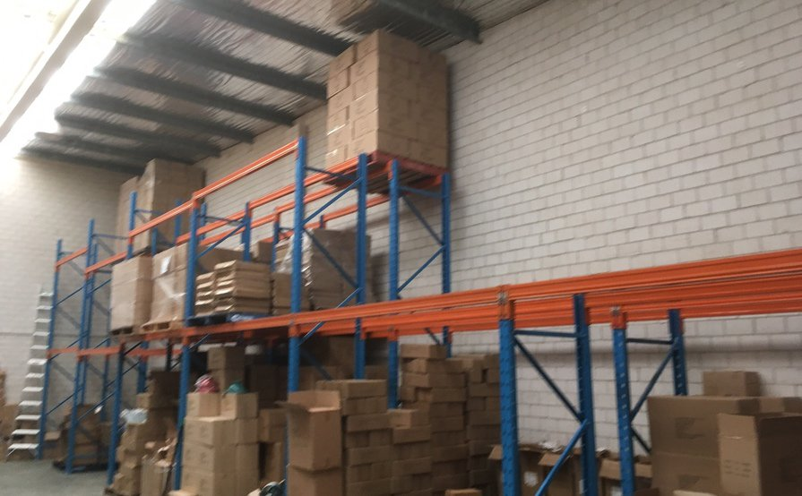 Partial Warehouse for rent, or pallet spaces only