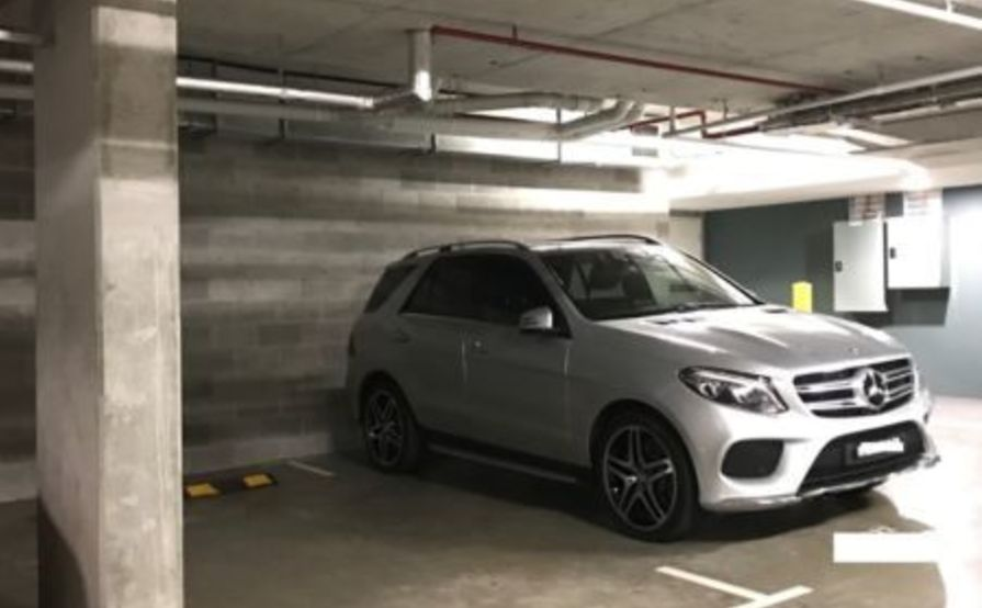 Forest Lodge - Secure Underground Carspace for Rent #2