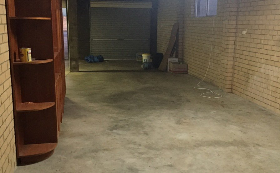 Stirling - Shared Lock Up Garage #1