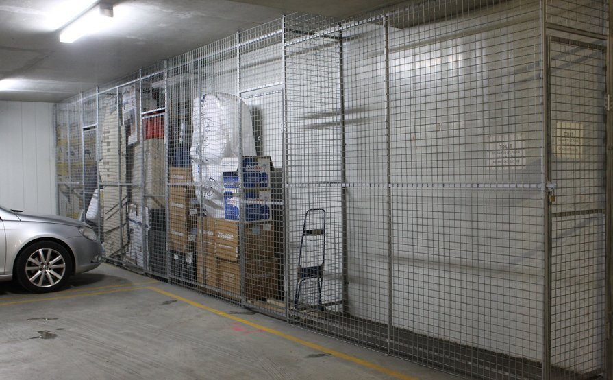 Two Storage Cages in Lane Cove North - Great Location