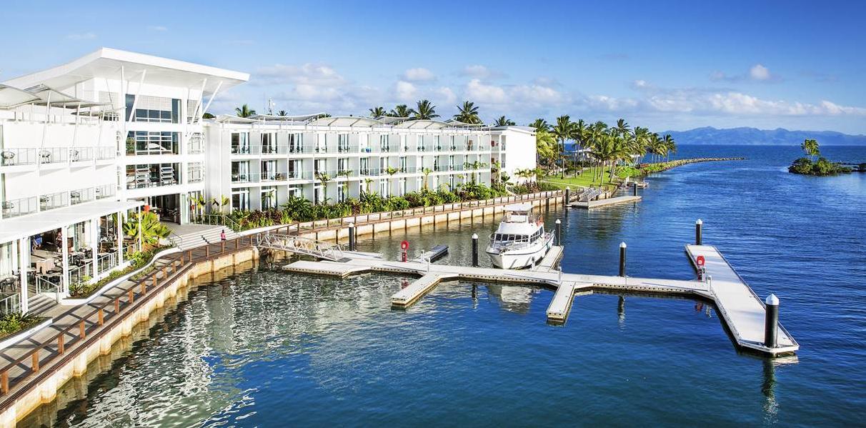 The Pearl Resort & Marina