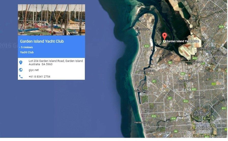 Garden Island Yacht Club