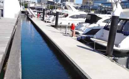Sydney Wharf Marina