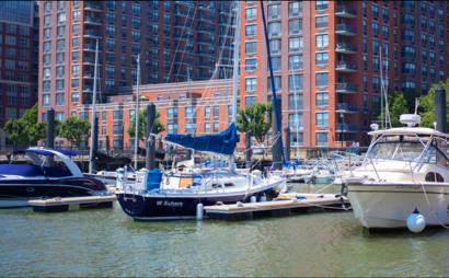 Shipyard Marina
