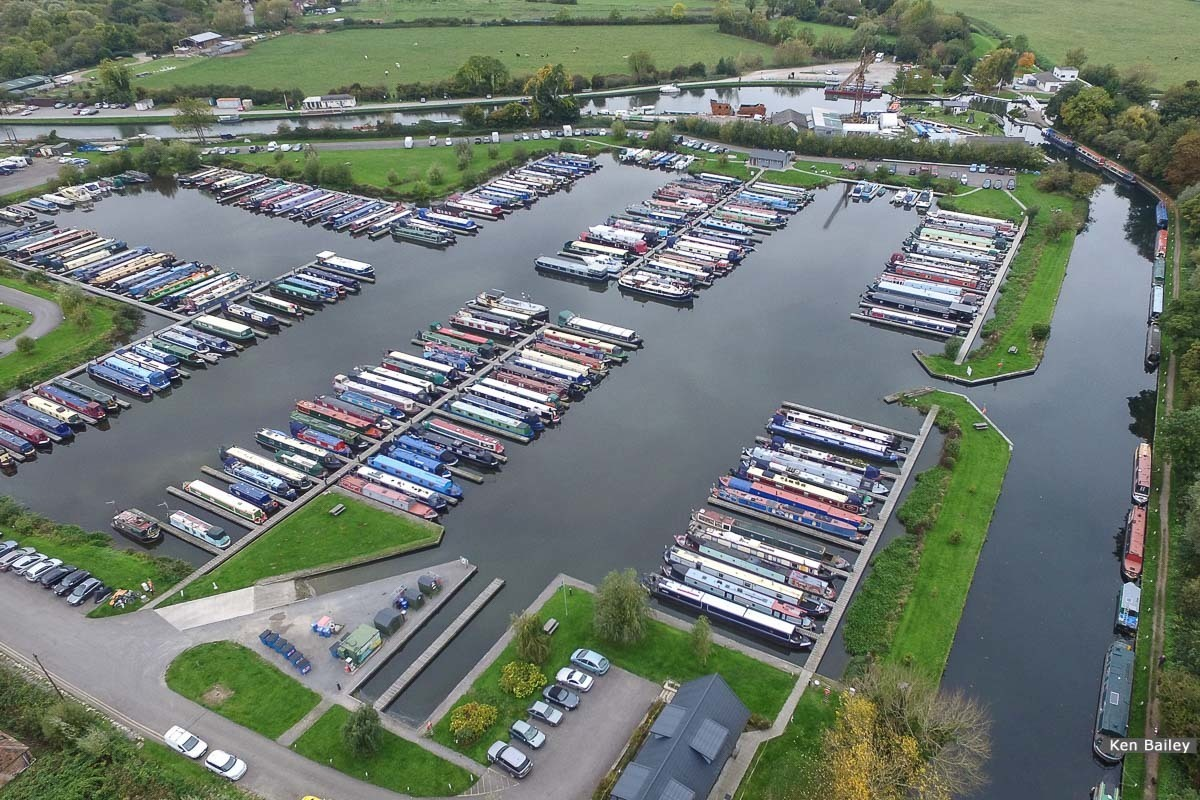 Saul Junction Marina