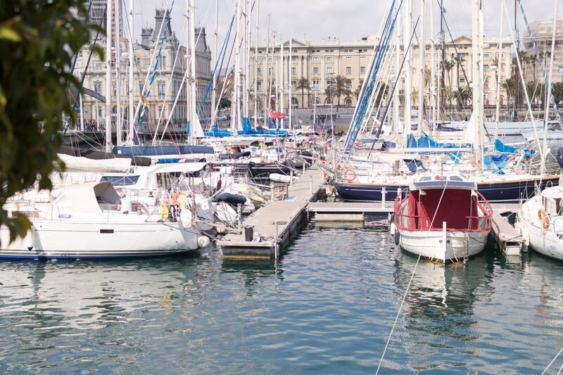 Reial Club Marítim de Barcelona D18