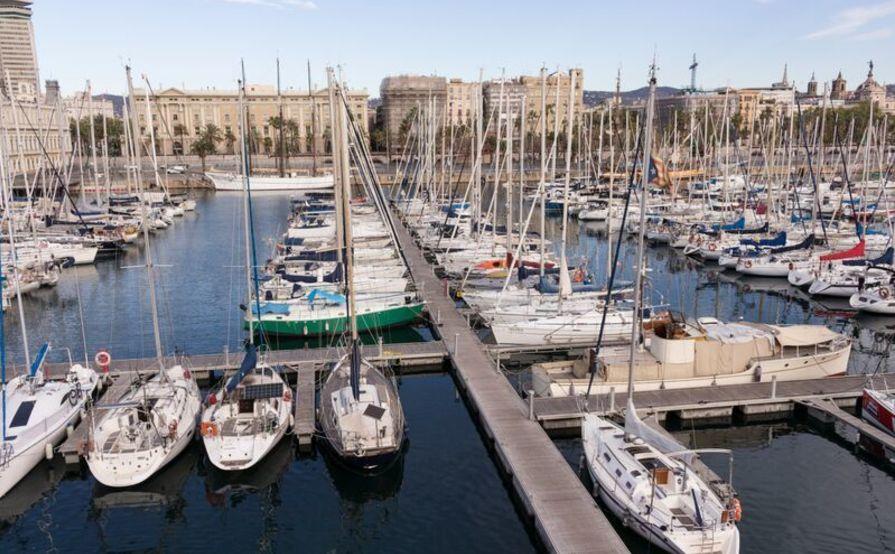 Reial Club Marítim de Barcelona E12