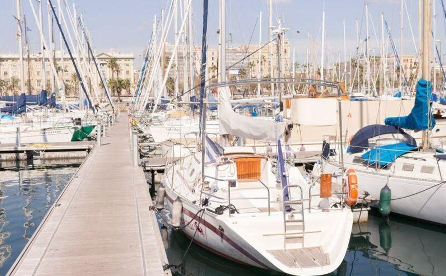 Reial Club Marítim de Barcelona E14