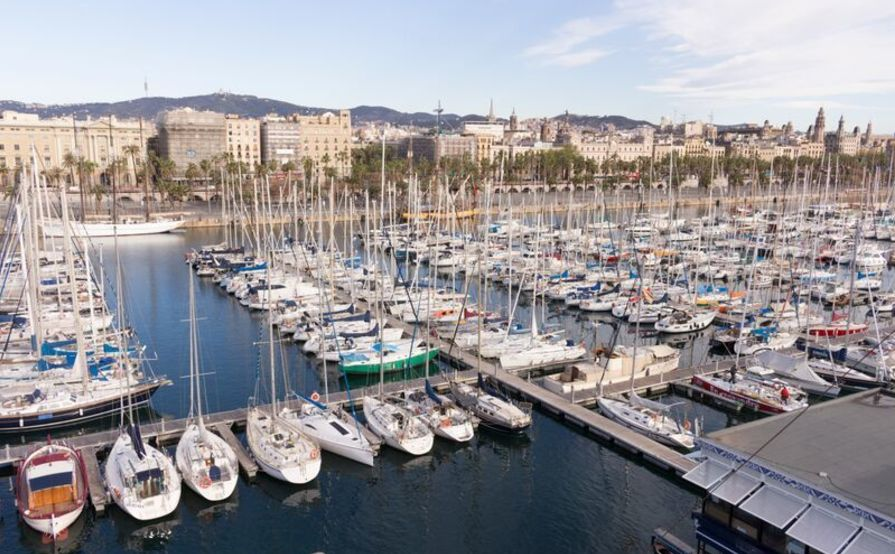 Reial Club Marítim de Barcelona E16