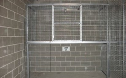 3x8 heated storage locker