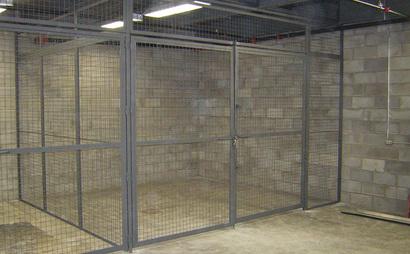 Condo Storage Cage