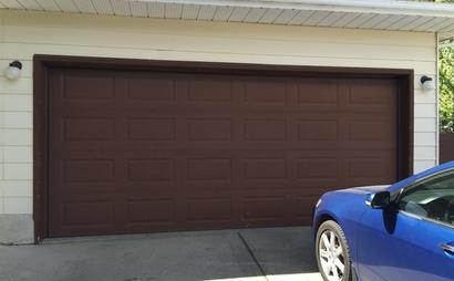 Double Garage in Millwoods