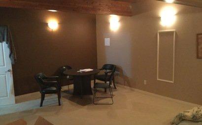 Large Secure & Heated Storage Room