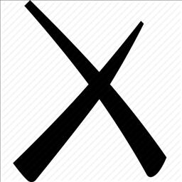cross mark