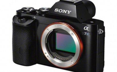 Sony A7s DSLR