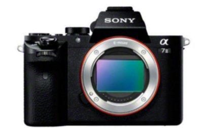 Sony A7Sii 4K DSLR Camera