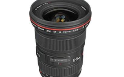 Canon 16-35 mm F2.8 EF Zoom Lens