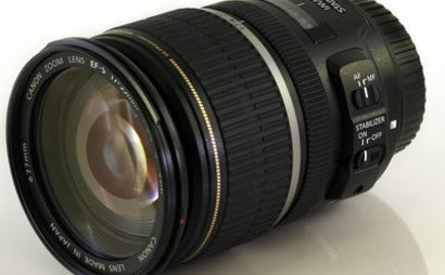 Canon 17-55 mm EF-S F2.8 Zoom lens