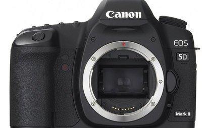 Canon 5D Mk ii Camera kit