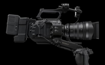 Sony FS7 Camera with Metabones EF Adapater (Kit1)