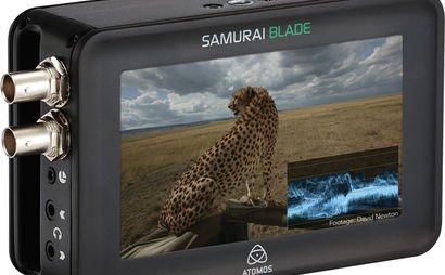ATAMOS Samurai Blade & 256GB SSD