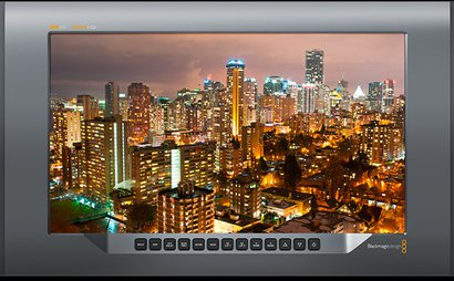 Black Magic Smart View 17″ Production Monitor