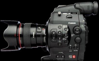 Canon C100 (kit 1)